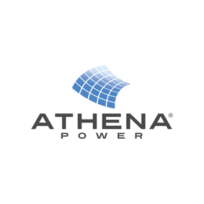 Athena Power logo