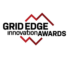 Grid Edge Innovation Awards badge