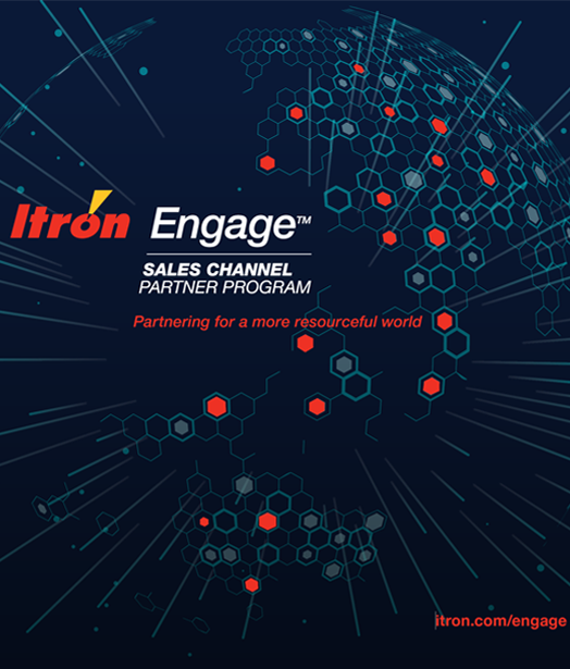 Itron Engage Brochure promo