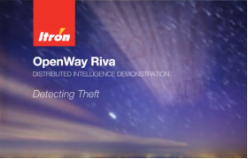 OpenWay Riva: Detecting Theft Video