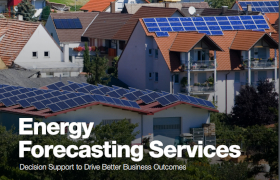 Energy Forecasting Services Brochure